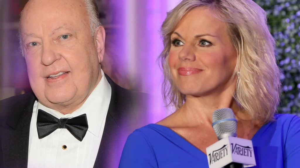 Roger Ailes fires back at Gretchen Carlson's lawsuit