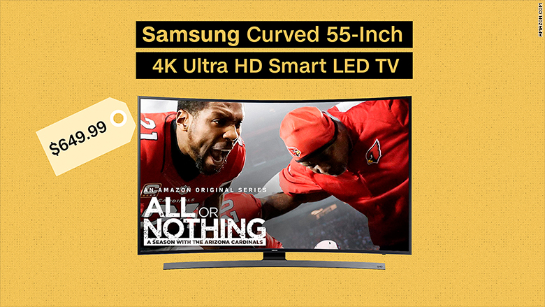 amazon prime day samsung tv