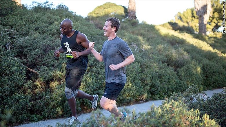 Overachiever Mark Zuckerberg finishes his year-long