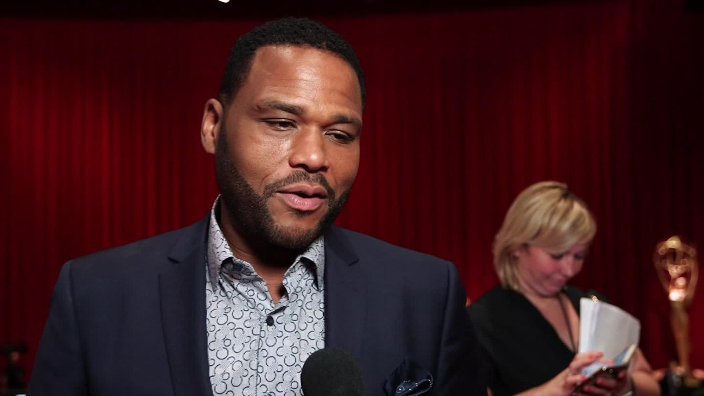 Anthony Anderson on 'Black-ish' Emmy nod: 'People respect our authenticity'