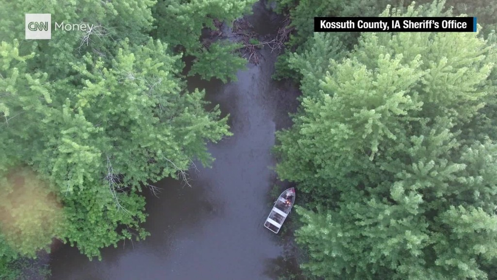 Drone saves man from heart attack