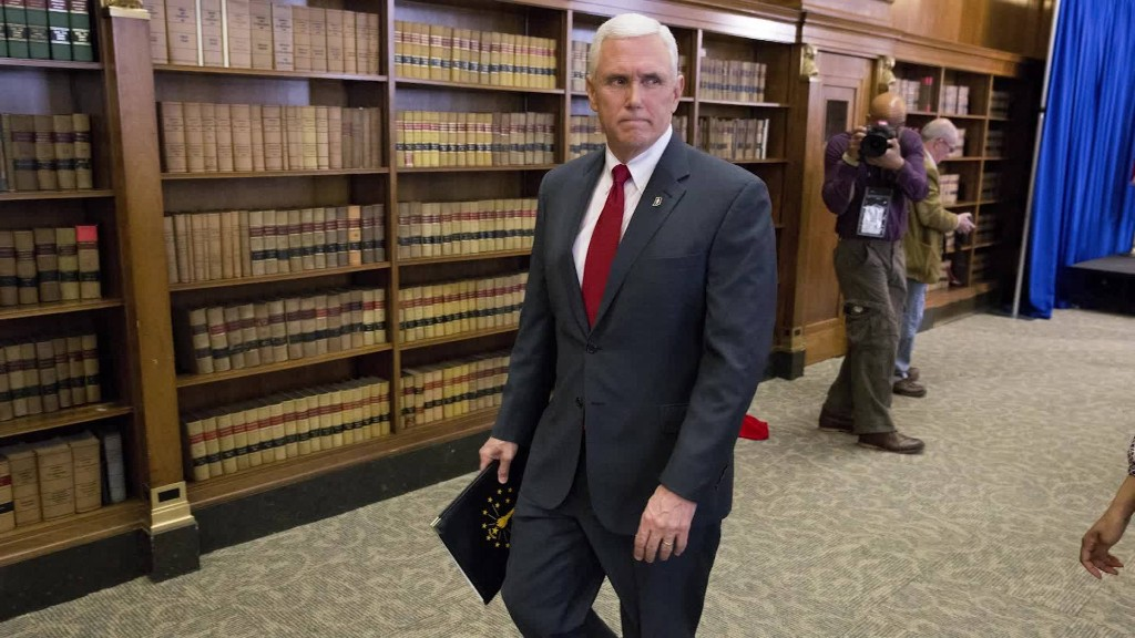 Meet Indiana Gov. Mike Pence