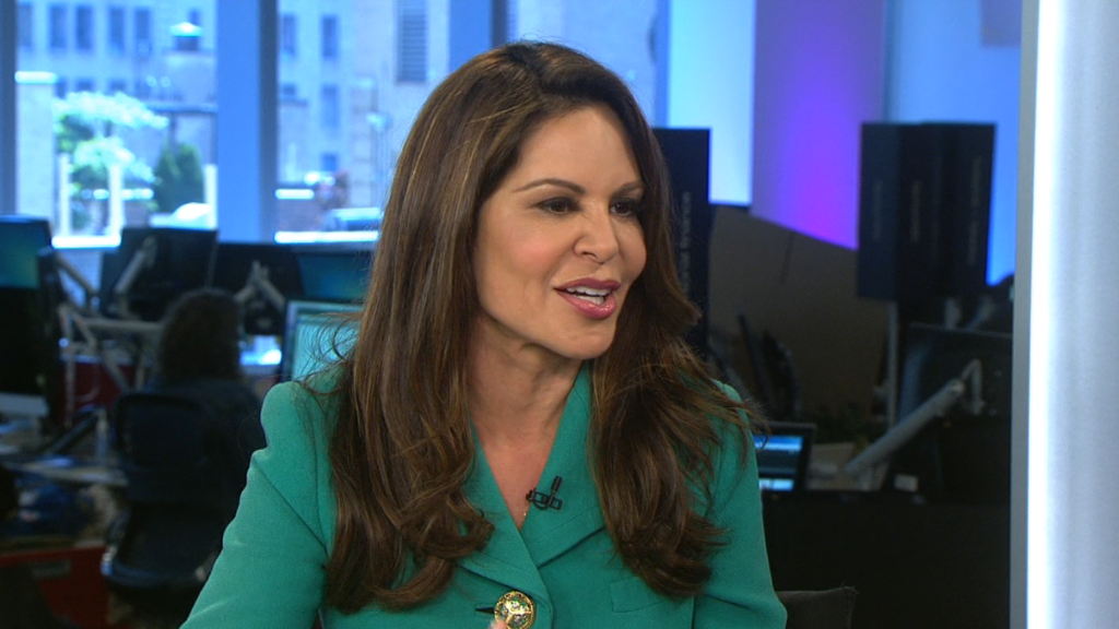 First Latina on 'Celebrity Apprentice' weighs in on Trump