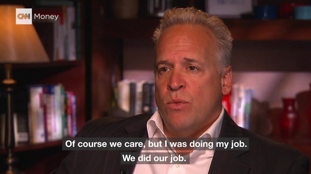 Trump University instructor: My job was to sell, not teach