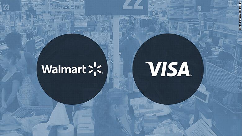 Walmart Visa Travel Money Card