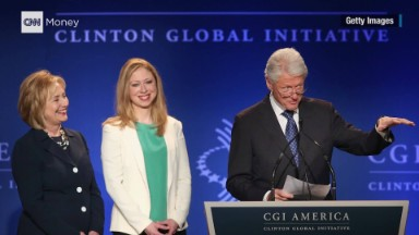 Why the Clinton Foundation is so confusing
