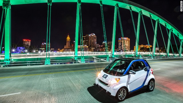 How Car Sharing Is Already Helping Cities With Their Transit Issues