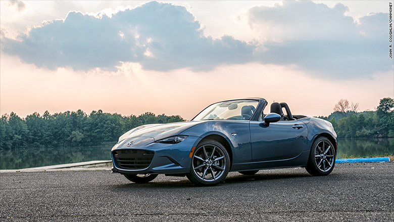 most affordable convertibiles