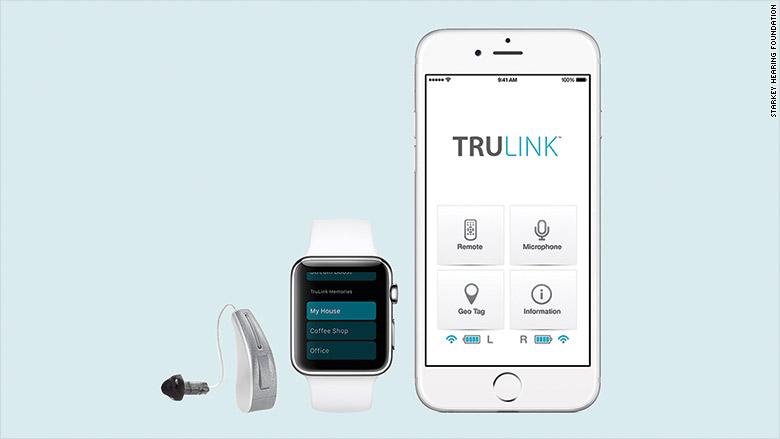 hearing aids trulink