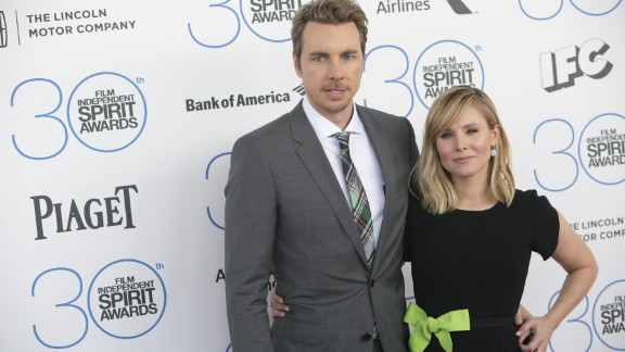 Kristen Bell releases first ever photos from $142 wedding to Dax Shepard