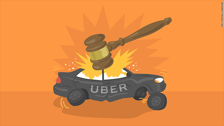 uber lawsuits