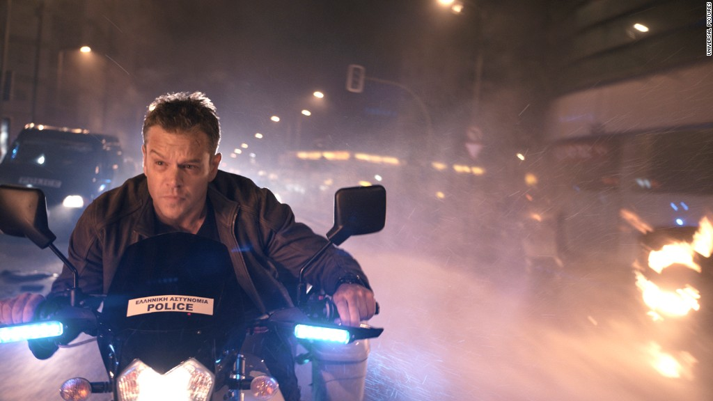 Review: 'Jason Bourne' is back to play the hits