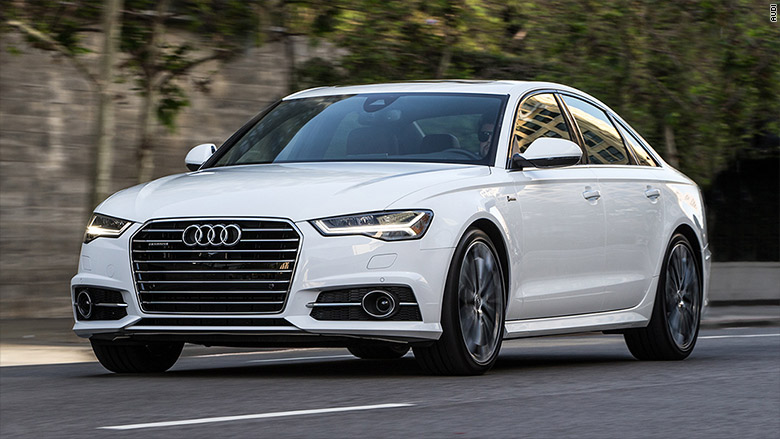 Best Loved Cars Jd Audi A6