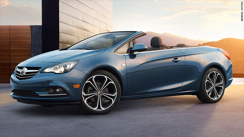 Best Loved Cars Jd Buick Cascada