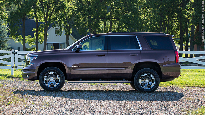 Best Loved Cars Jd Chevrolet Tahoe