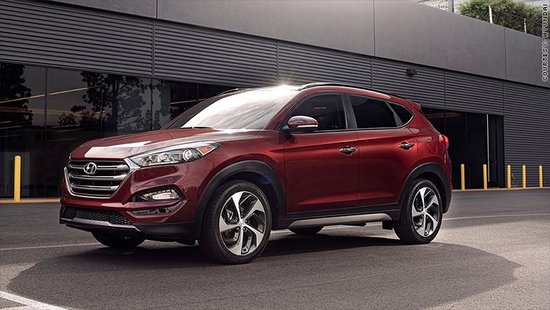 Best Loved Cars Jd Hyundai Tucson