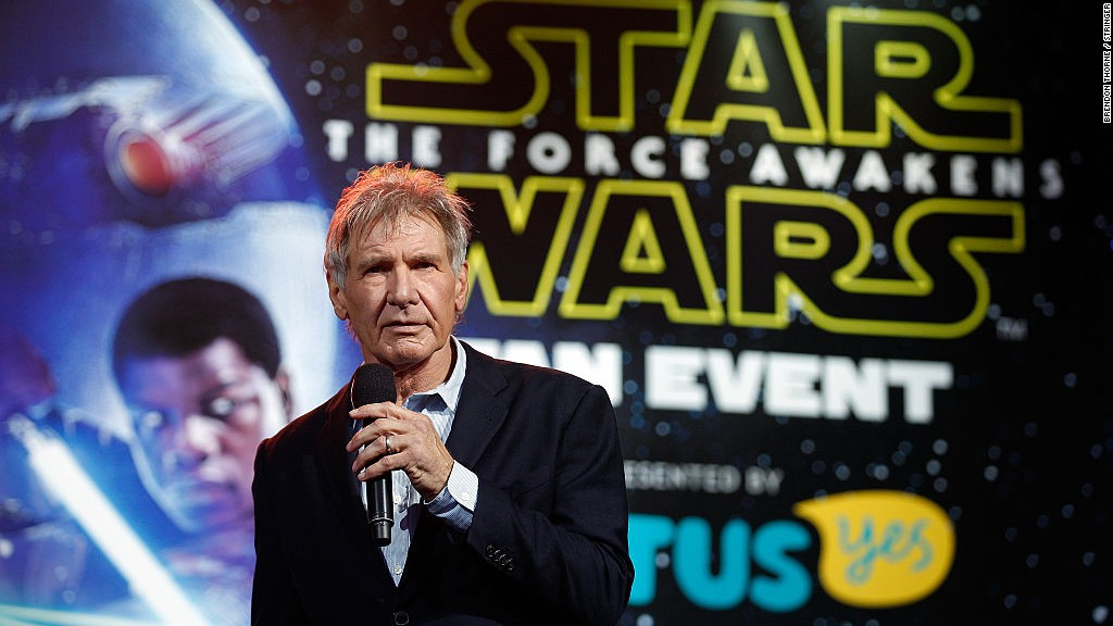 Harrison Ford involved in airliner mishap