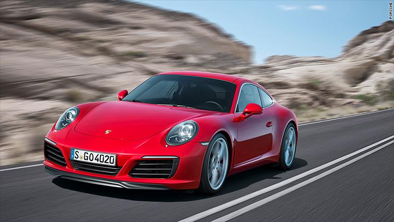best loved cars jd power 911 carrera