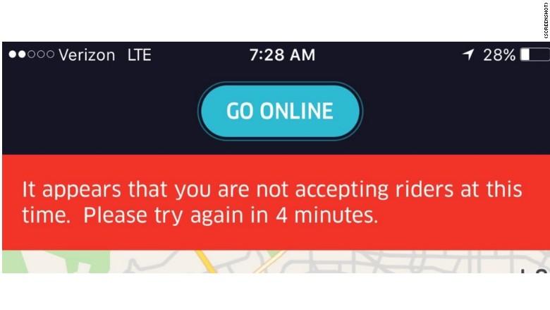 uberpool timeout