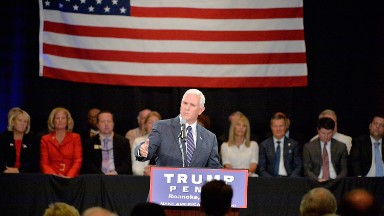 Did Pence really bring jobs back to Indiana?
