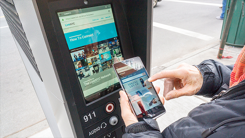 Why Free Wi-Fi Kiosks In Nyc Cant Stop People From -6490