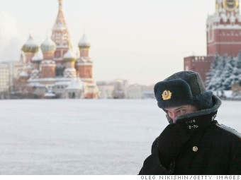 Getting lost near the Kremlin? Russia could be 'GPS spoofing'