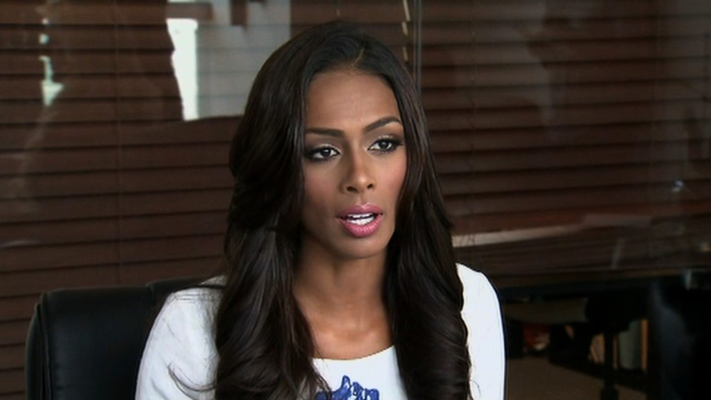 Dethroned Miss Florida USA: 'I am innocent'