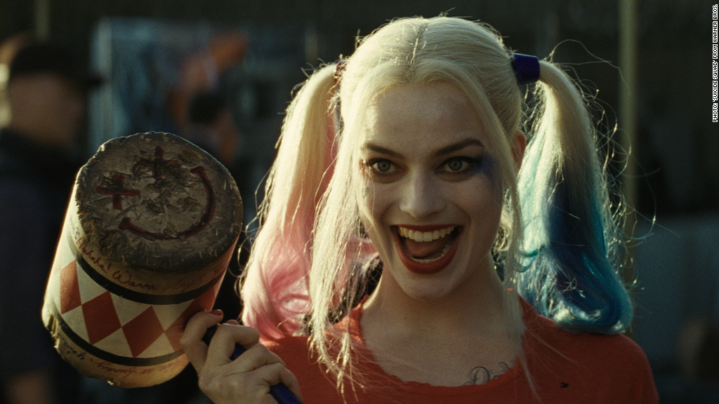 Meet Suicide Squad's biggest star: Harley Quinn