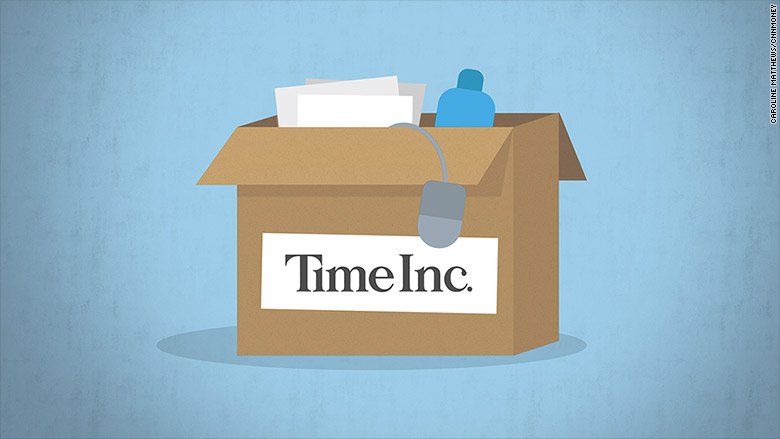 time inc graphic layoffs