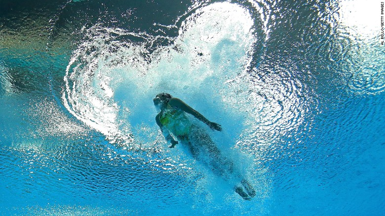 Olympics Underwater Robots