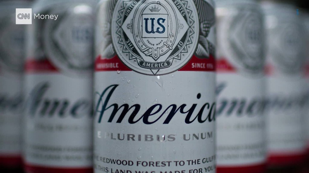 Budweiser on why it's sinking millions into the Olympics