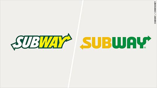 subway has a fresh new logo