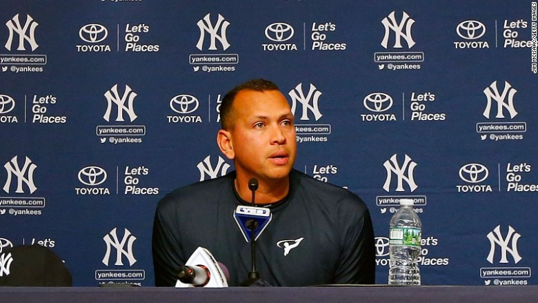 alex rodriguez retirement announcement