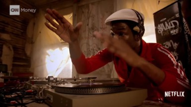 'The Get Down' has an upside for Netflix