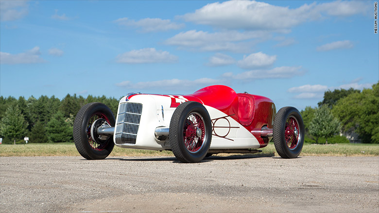 Miller Ford V8 Indy Car 15 Cool Cars Being Auctioned At Pebble