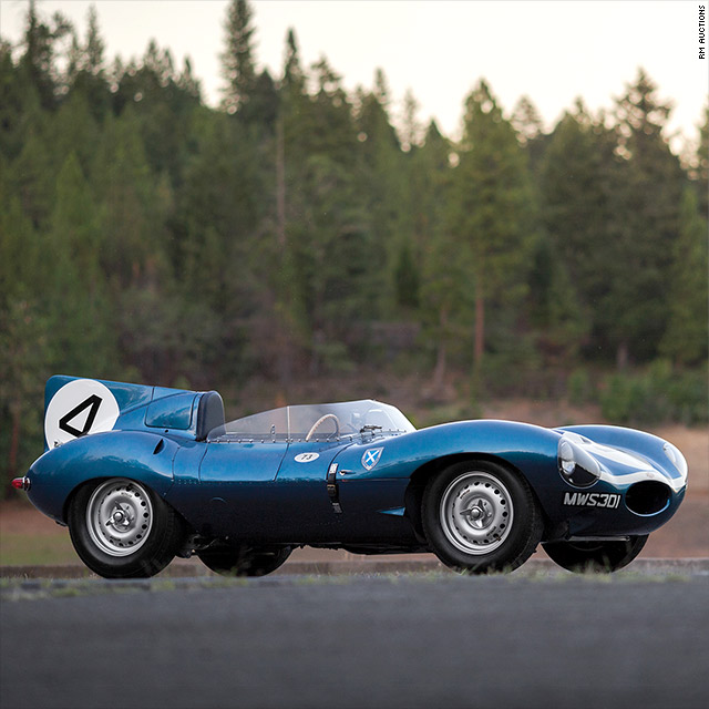 Five Most Expensive Cars Sold At Pebble Beach