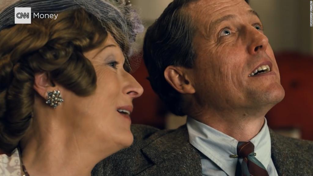 Hugh Grant returns to the big screen