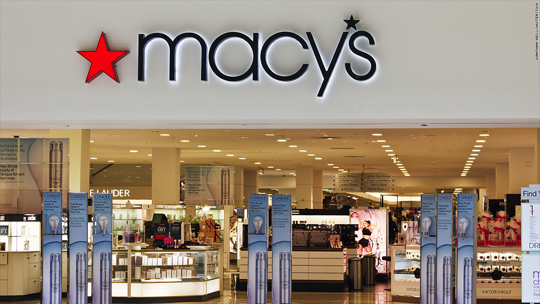 Macys Stock Climbs On Strong Earnings Video Investing