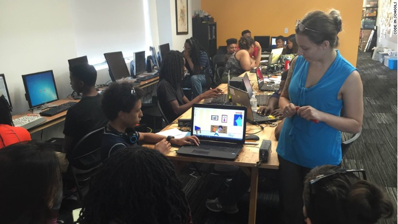 baltimore codeinschools