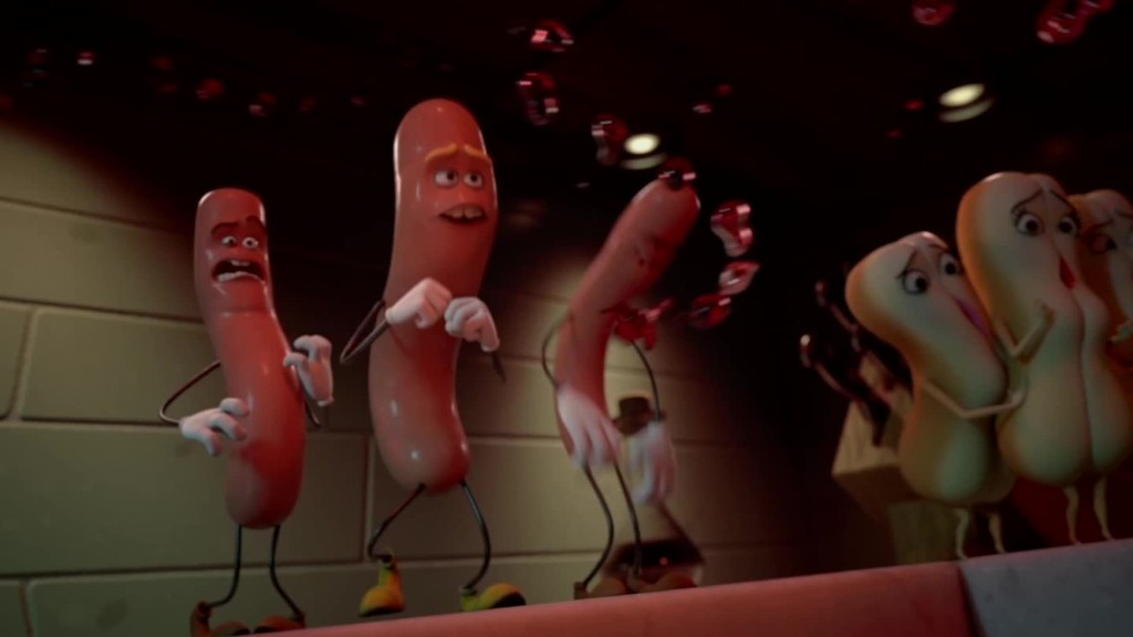 Movie Pass: Sausage Party