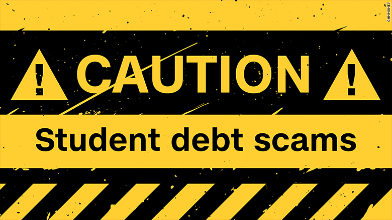 don t be fooled by student debt relief scams