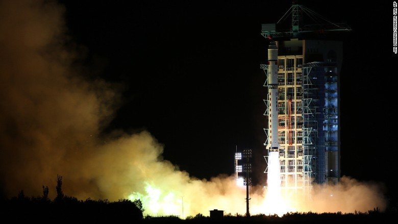 china quantum satellite launch