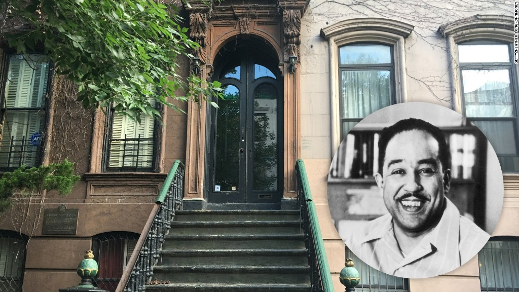 The fight to preserve Langston Hughes' Harlem home