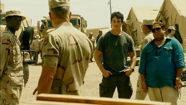 """Miles Teller, Jonah Hill talk bringing true story """"War Dogs"""" to life"""