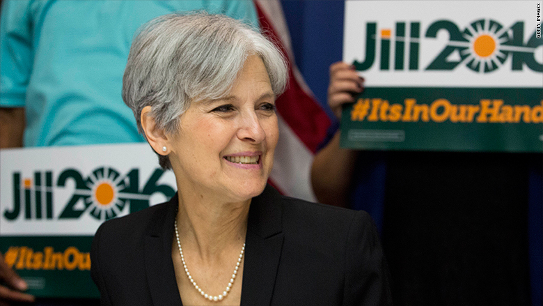 Where the Green Party's Jill Stein stands on jobs, taxes ...