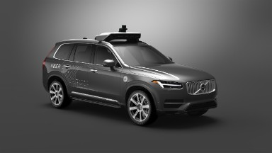 Uber self-driving car kills pedestrian in first fatal autonomous crash