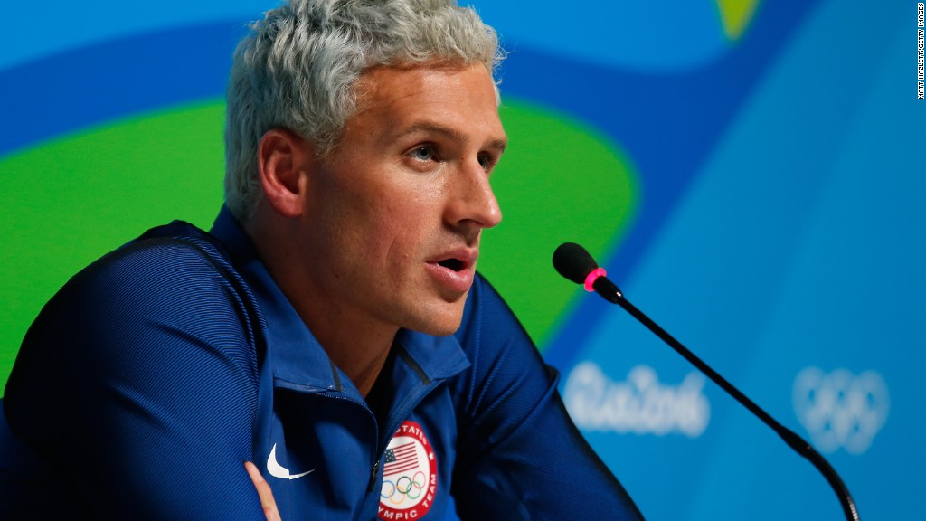 Swimmer, reality star... who is Ryan Lochte?