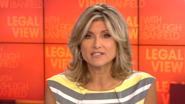Cnn S Ashleigh Banfield Joins Hln Video Media