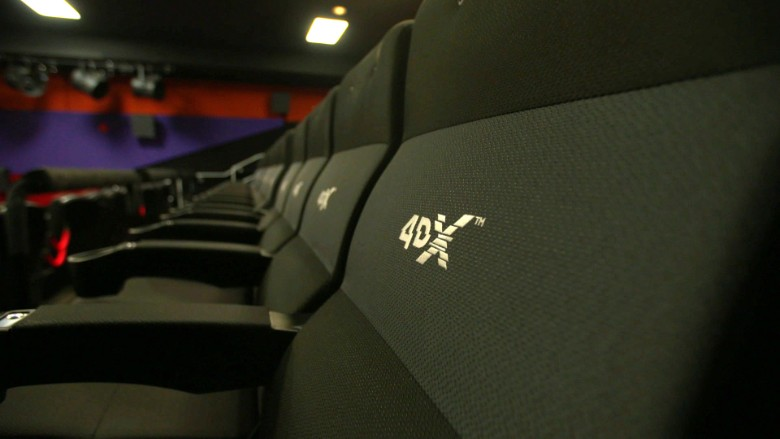 chair 4dx