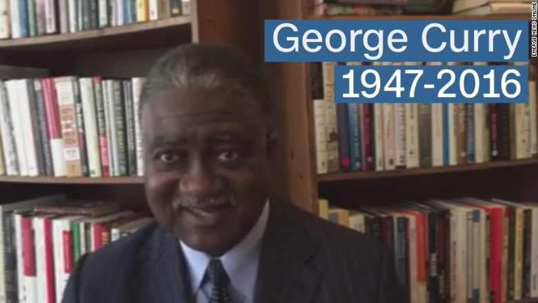 george curry obituary